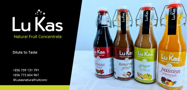 LuKas Natural Fruit Conc