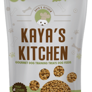 Does your Pawfriend have mild anxiety, stress, and insomnia? Kaya's Kitchen Calmies are popular coz they help in calming your four-legged friend.