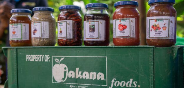 Jakana Foods Ltd