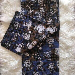 Letasi East African batik Fabric