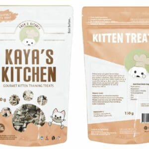Kayas Kitchen Kitten Treats