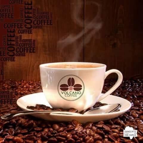 Volcano Coffee